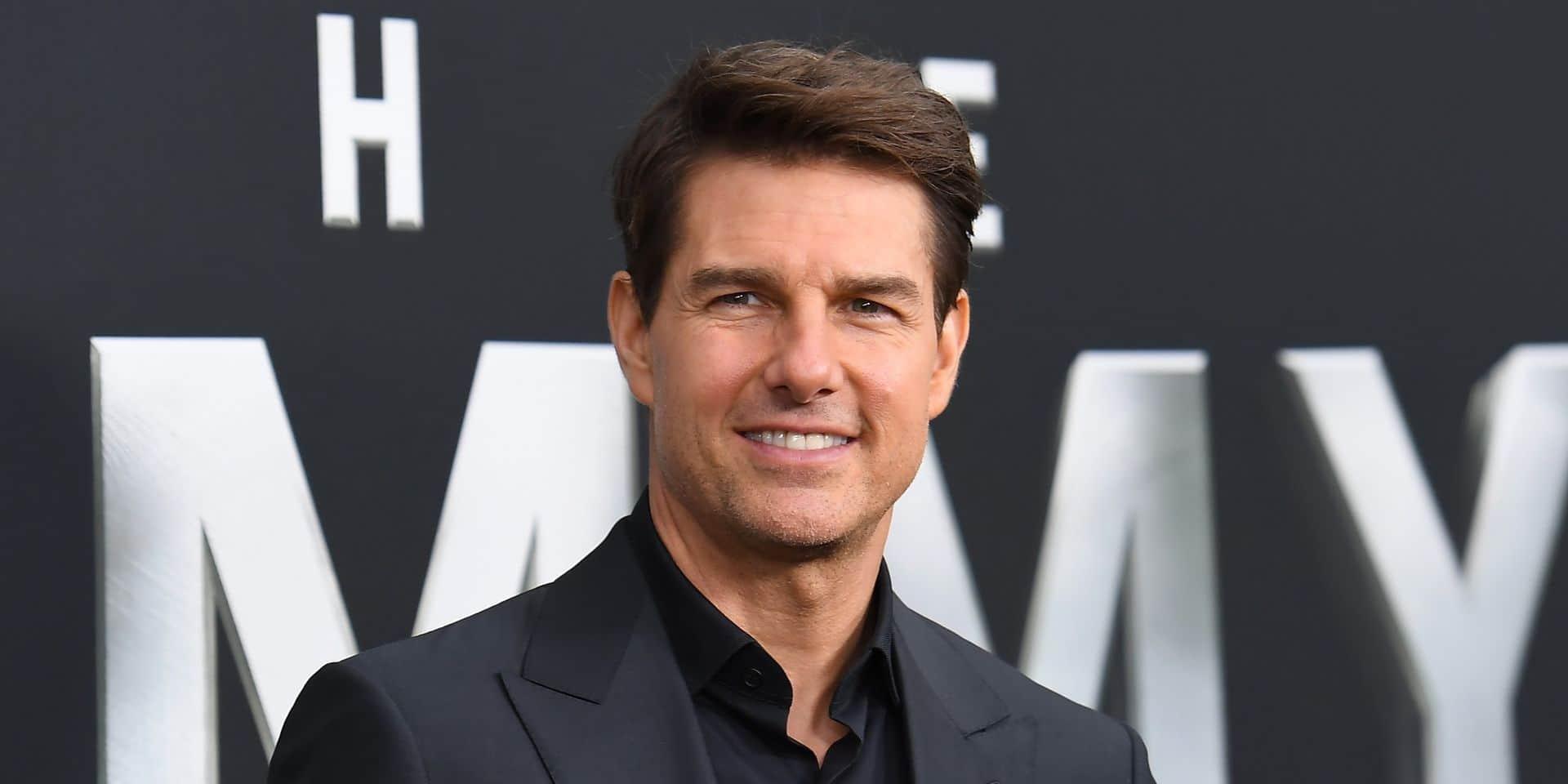 Tom Cruise : la somme astronomique de son film tourné dans l'espace dévoilée