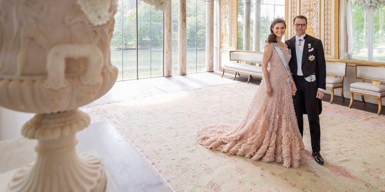Victoria et Daniel de Suède fêtent 10 ans de mariage: la princesse avait pourtant dû batailler pour faire accepter son mari