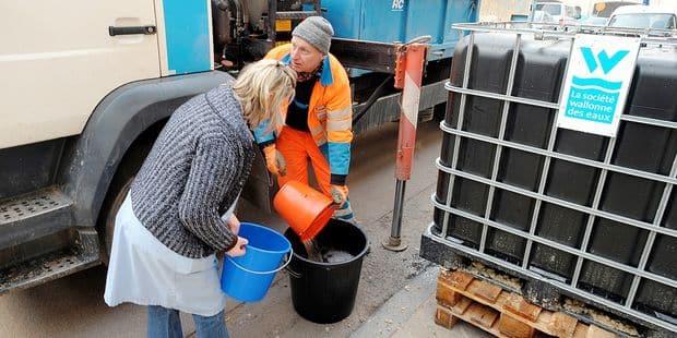 Résidence du parc à Jodoigne : 130 personnes privées d'eau - La DH