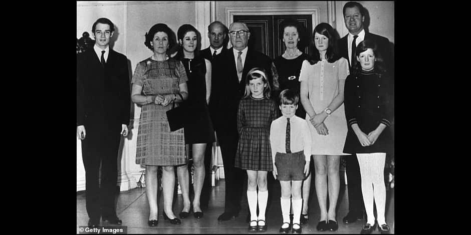 La tante de Diana est décédée à 99 ans