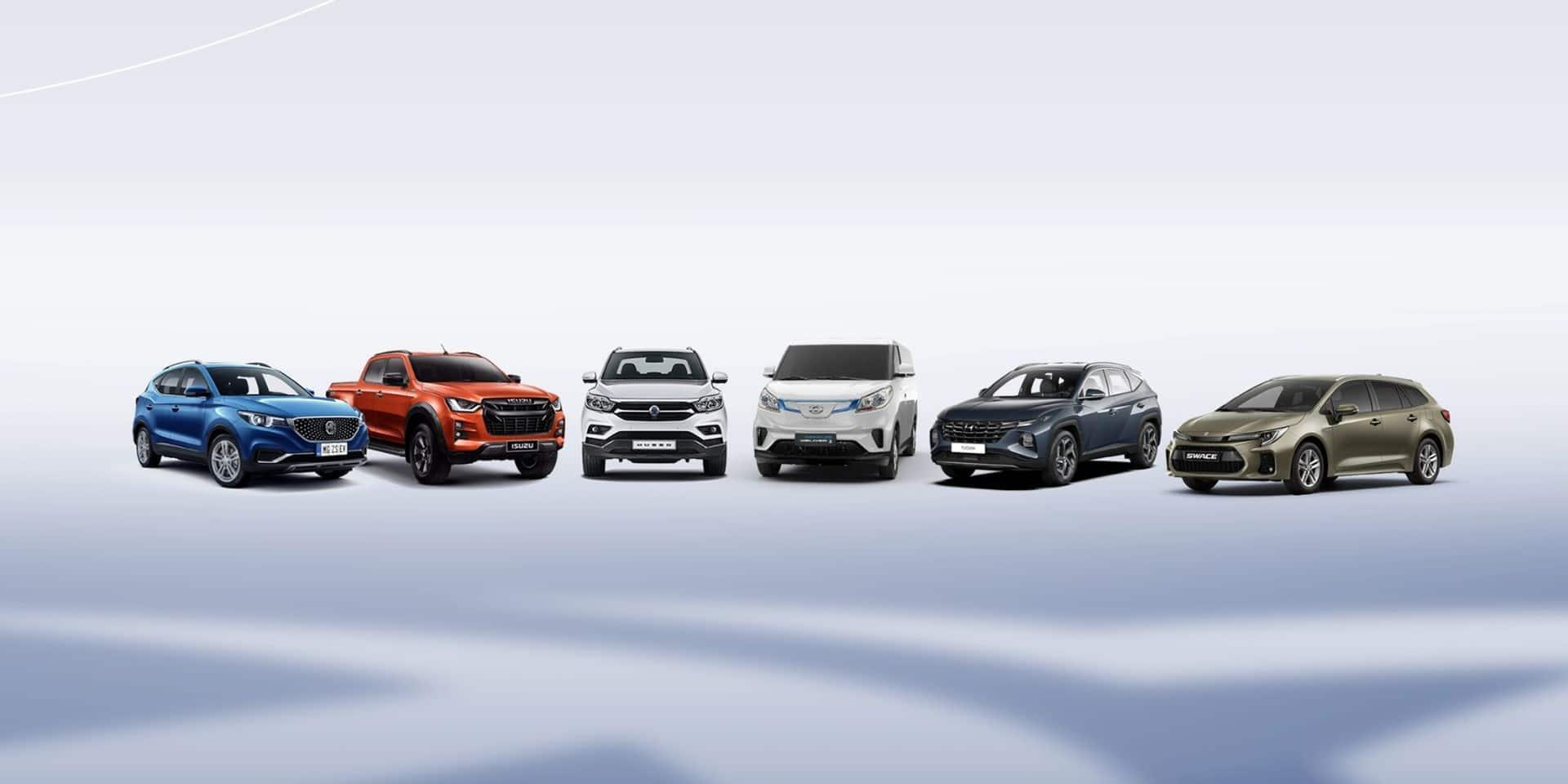 Suzuki, Hyundai et MG proposent leur propre assurance au kilomètre