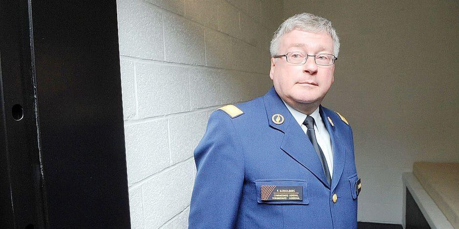 BELGIUM GENT HARBOUR POLICE