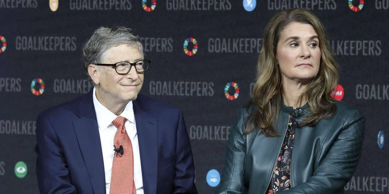 """""""Elle était furieuse"""": Jeffrey Epstein, source de tensions entre Bill et Melinda Gates"""