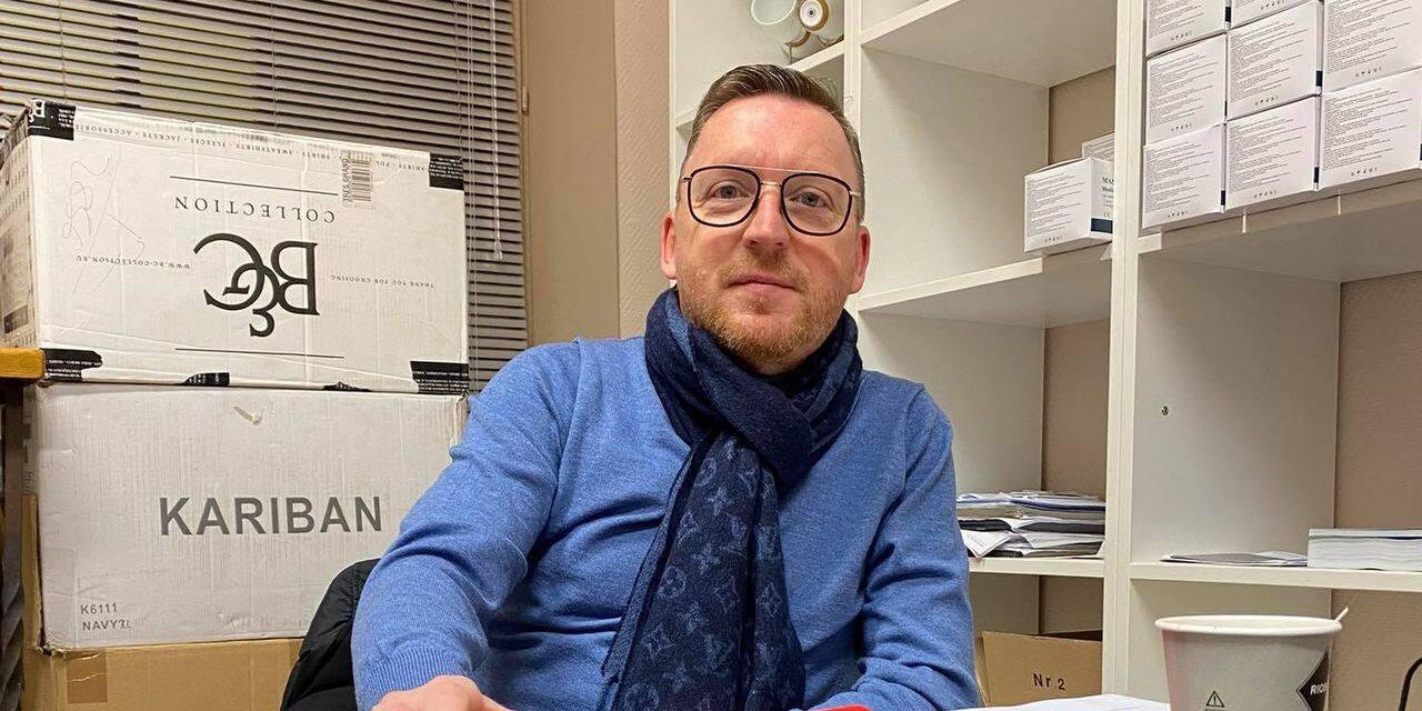 """Alain Portier, président de Courcelles: """"La D3, ce serait top pour Courcelles"""""""