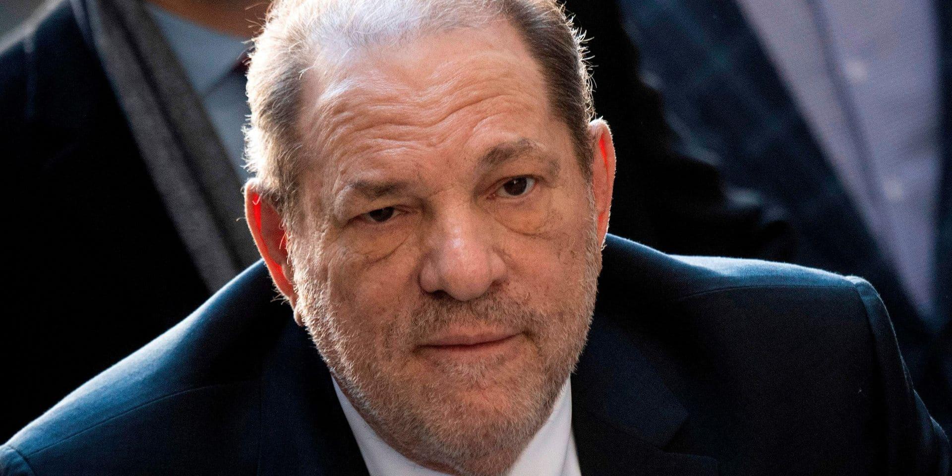 Harvey Weinstein doit rendre la décoration reçue de la reine Elizabeth