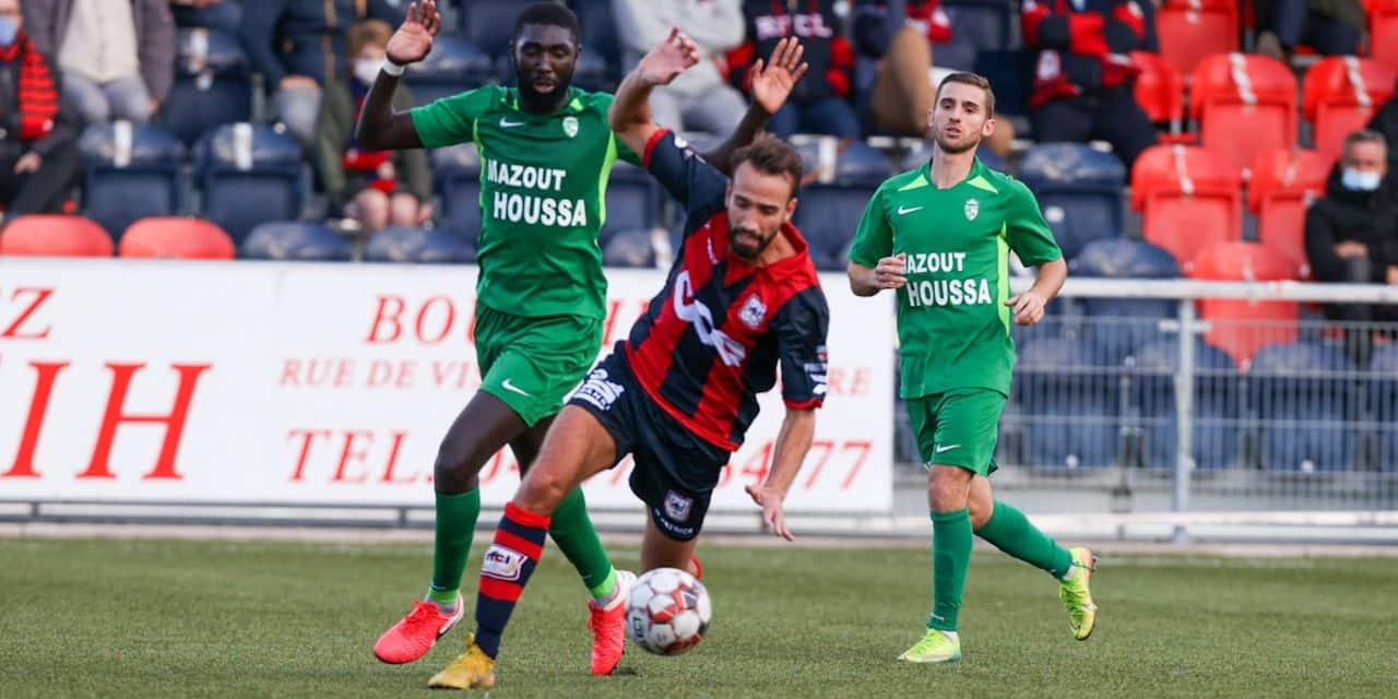 Le RFC Liège espère tirer un ténor de D1A en Croky Cup