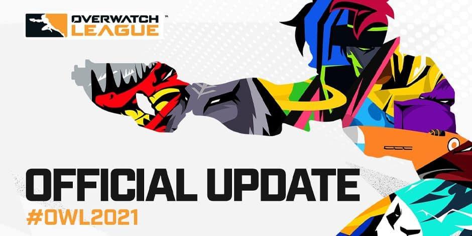 L'Overwatch League annonce ses changements pour la saison 2021