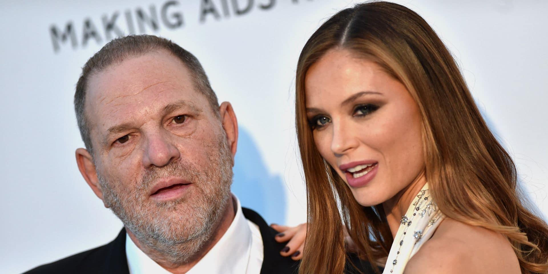 Harvey Weinstein: son ex Georgina Chapman est en couple avec un célèbre acteur américain