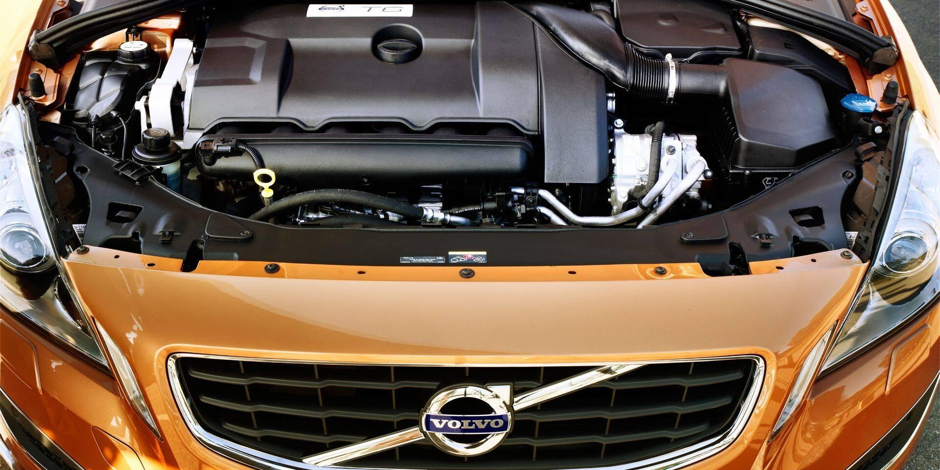 Volvo garantit ses pièces de rechange à vie !