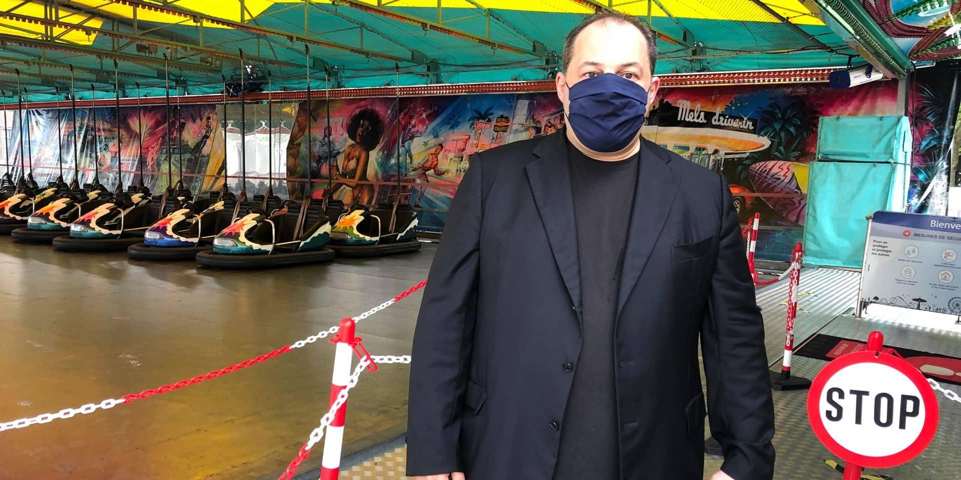 Tournai : Une meilleure foire qu'avant le Covid