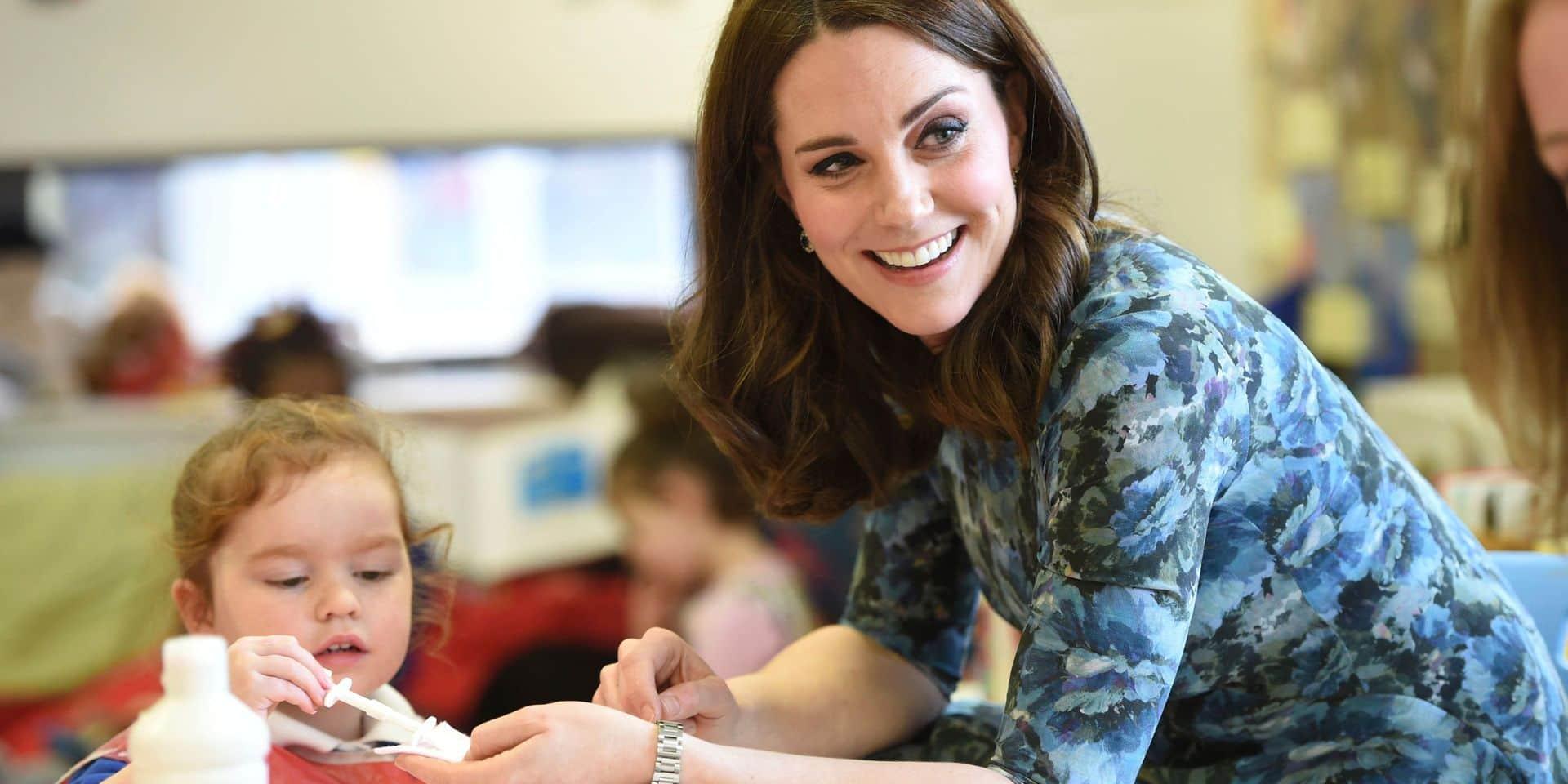 Kate Middleton sur tous les fronts