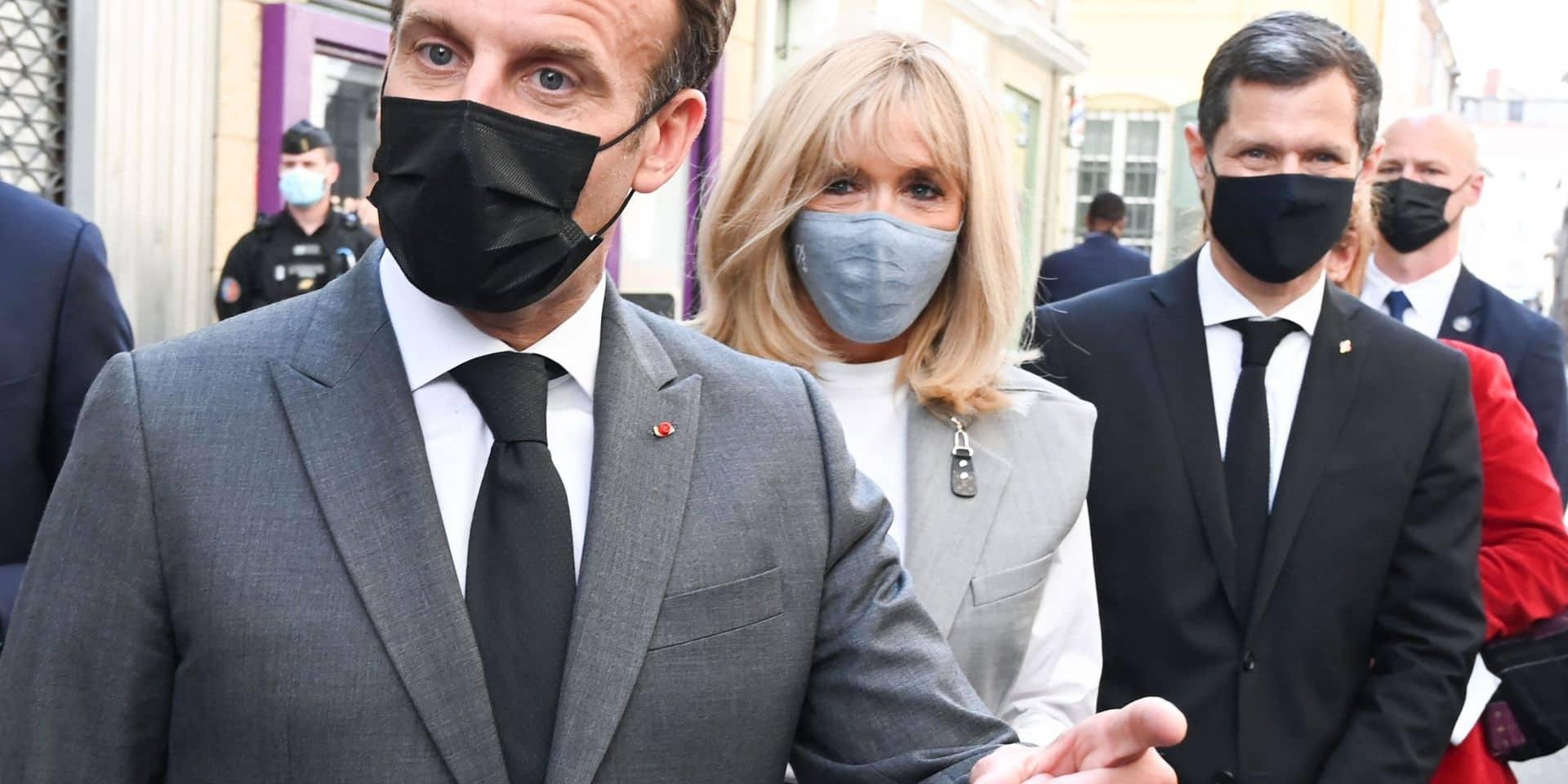 """Après la gifle, Macron dénonce des faits """"isolés"""" d'""""individus ultraviolents"""""""