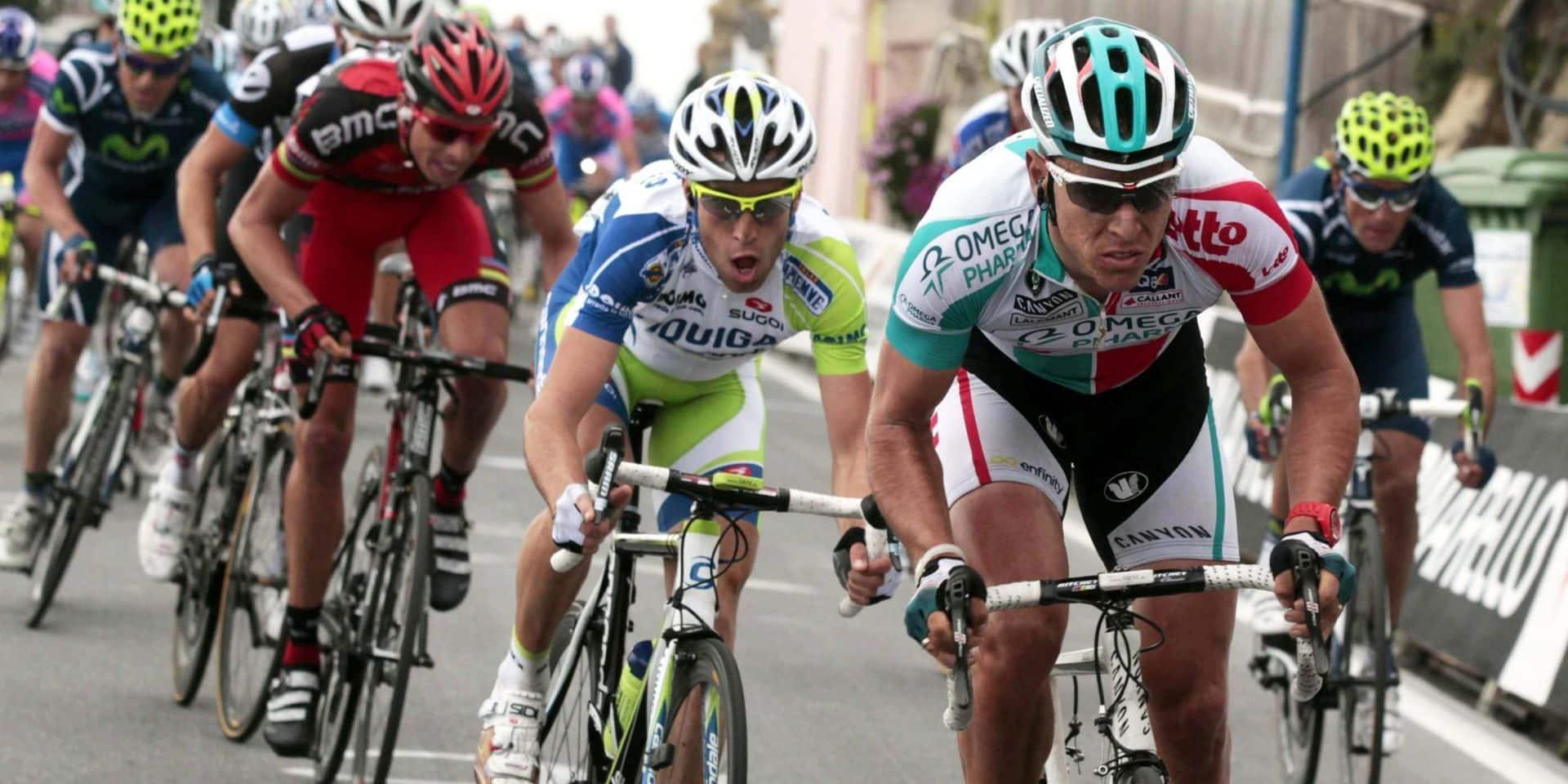 Plus que deux opportunités de briller sur Milan-Sanremo pour Philippe Gilbert mais n'a-t-il pas déjà laissé passer sa chance?