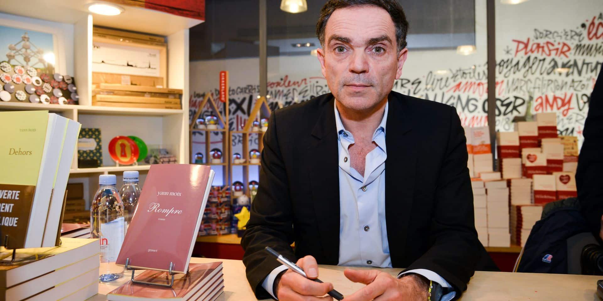 """Yann Moix fait à nouveau polémique: """"Avec le Covid, on invente un danger"""""""