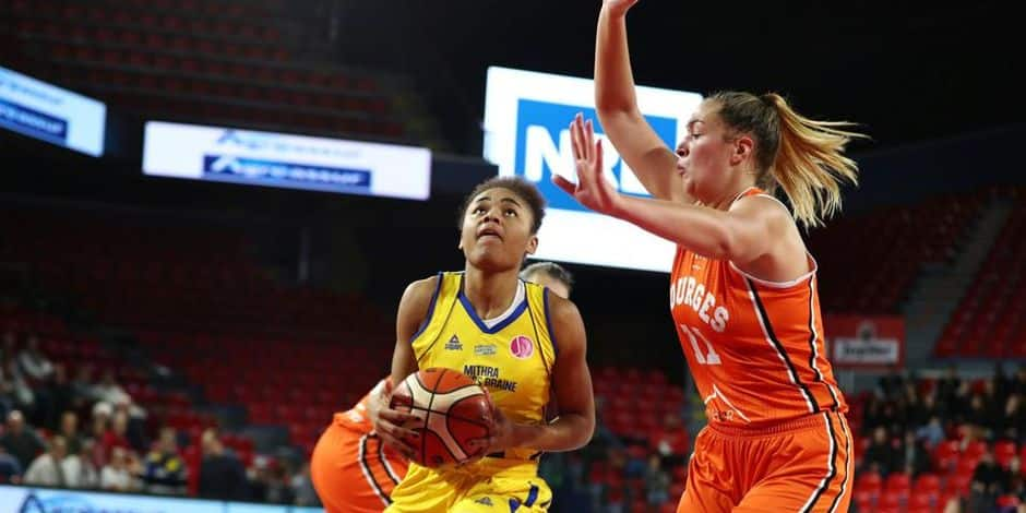 Basket-ball: les Castors à Riga dans des conditions délicates en Euroleague