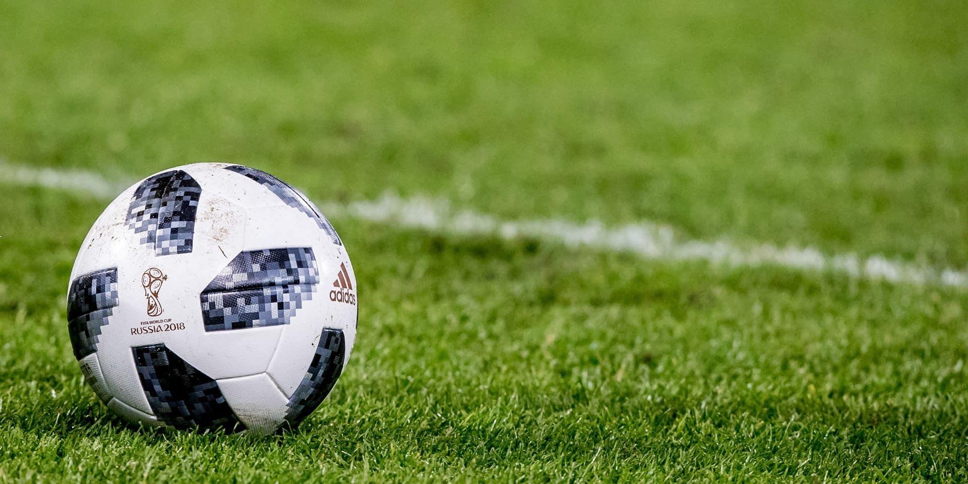 Tertre-Hautrage : le manager Gianni Palermo s'en va