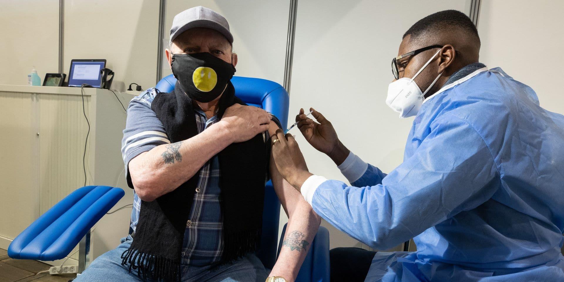 Un numéro vert pour faciliter l'accès des Wallons aux centres de vaccination