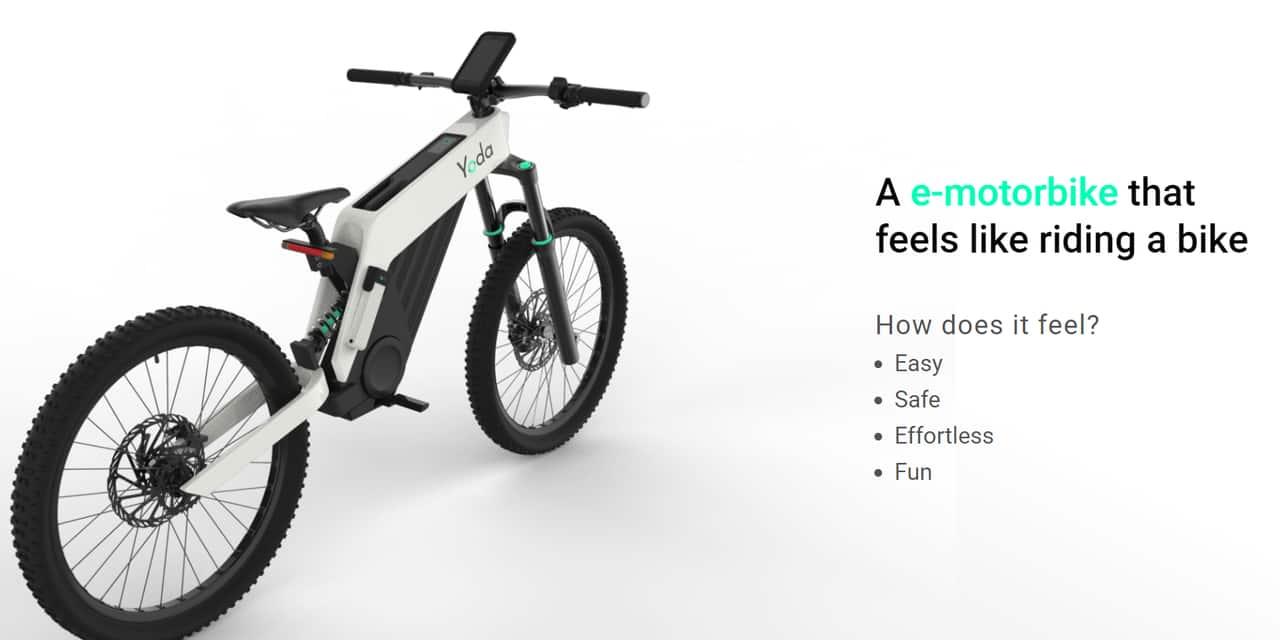YodaCity : Des petites motos aux allures de vélo bientôt dans nos rues