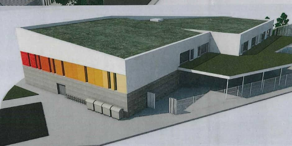 Une toute nouvelle école sera construite au Parc du Bois de Mons
