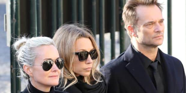 Des huées pour Laeticia Hallyday en pleine messe durant l'hommage à Johnny (VIDEO) - La DH