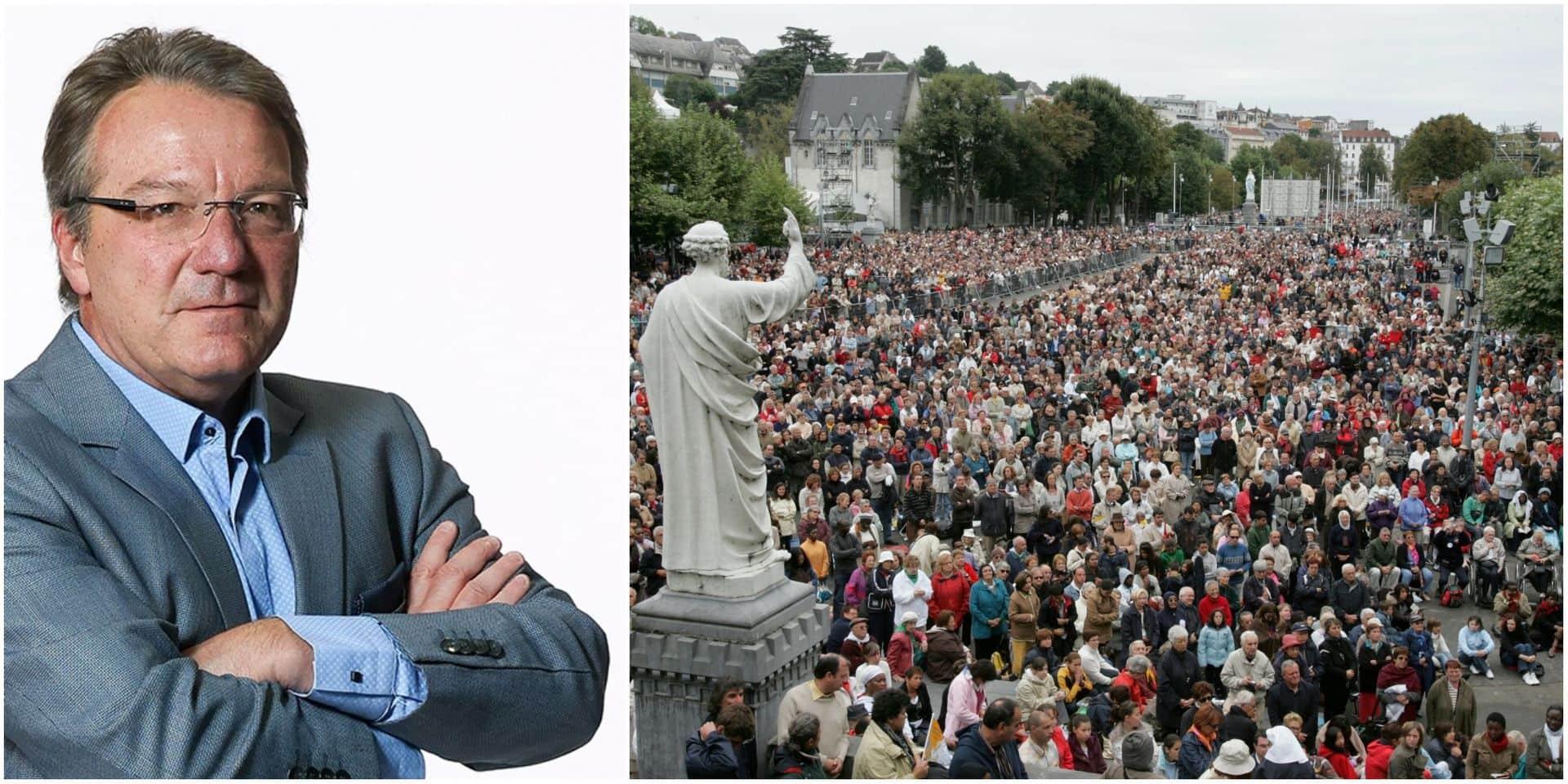 Tourisme : pas de miracle cet été à Lourdes