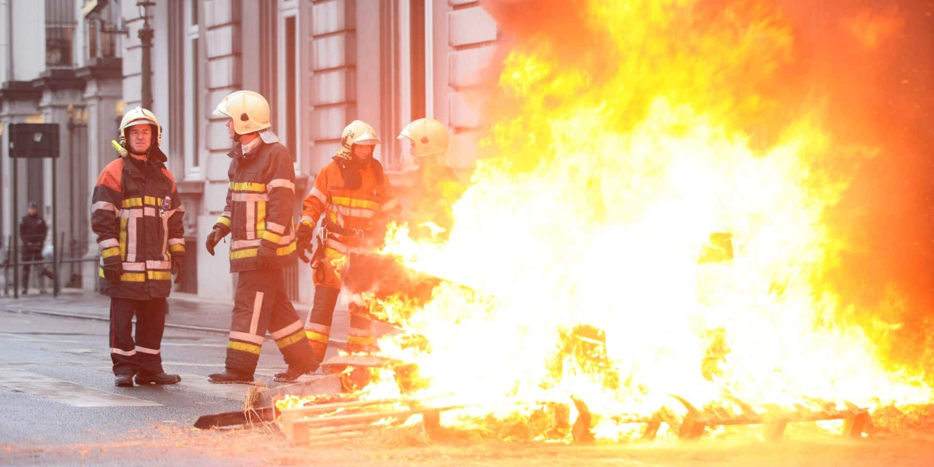 Hemeco : les pompiers bientôt en grève...