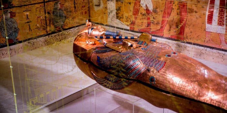 Concours : Visitez l'expo Toutankhamon - A la découverte du pharaon oublié (Liège Guillemins)