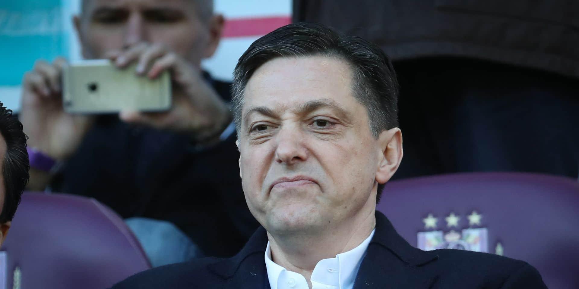 Nouvelles révélations dans le Footgate: 31 millions de faux contrats donnés dans 12 clubs dont Anderlecht et le Standard, 19 millions de paiements en noir
