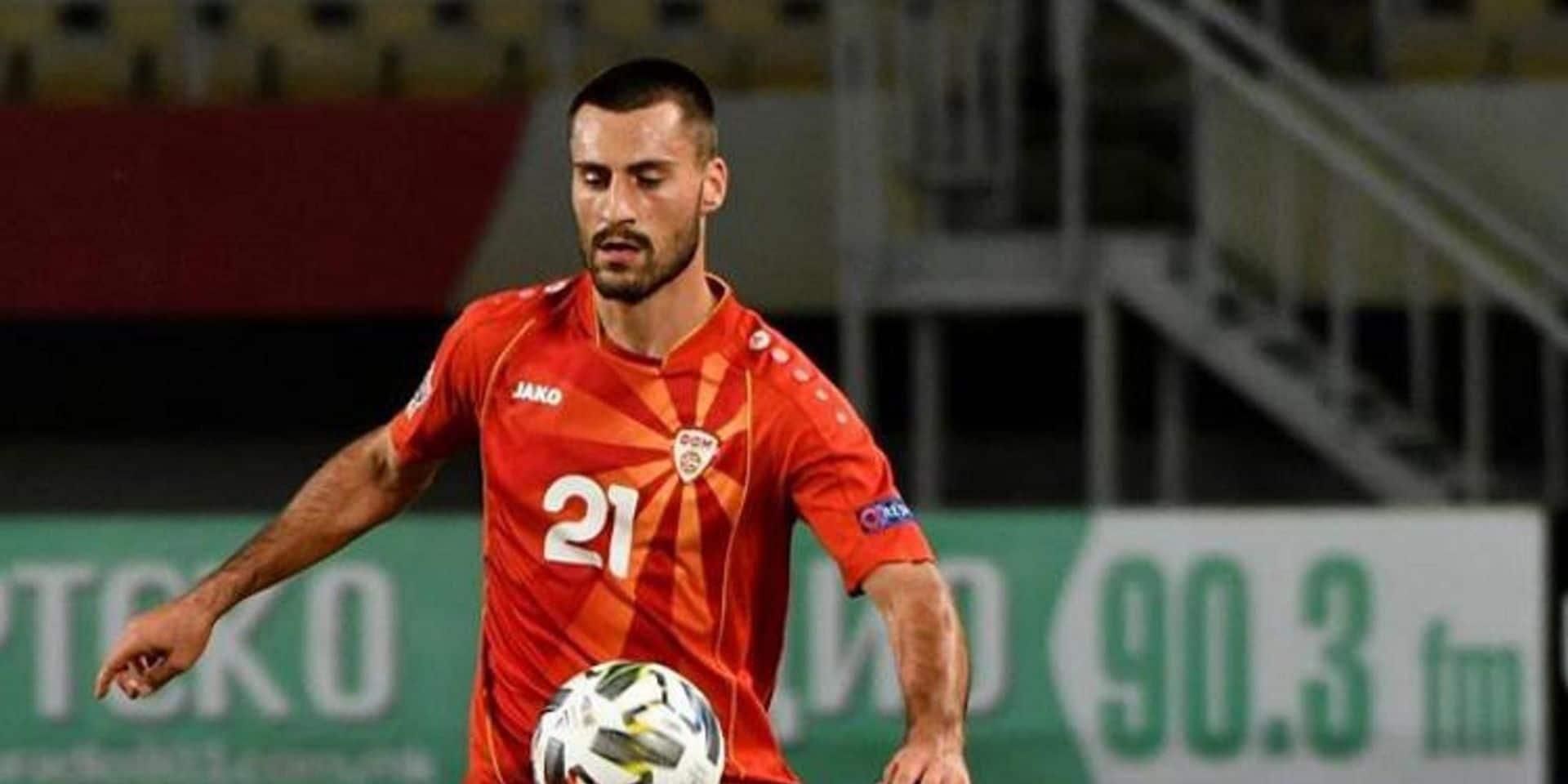 """Zajkov, l'indésirable zèbre, va disputer l'Euro: """"Parfois, on se demande pourquoi on joue au foot"""""""