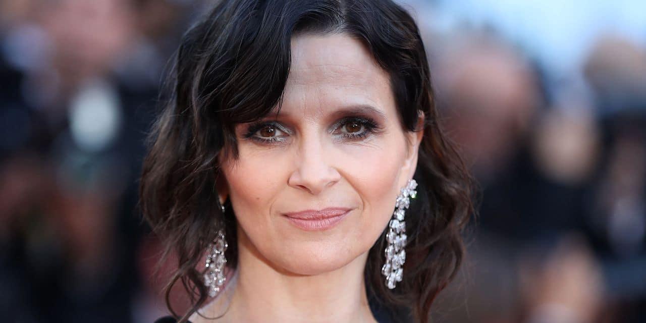 """""""Comme c'est bizarre, César, César"""" : Juliette Binoche surprise de ne pas être nominée ! - dh.be"""