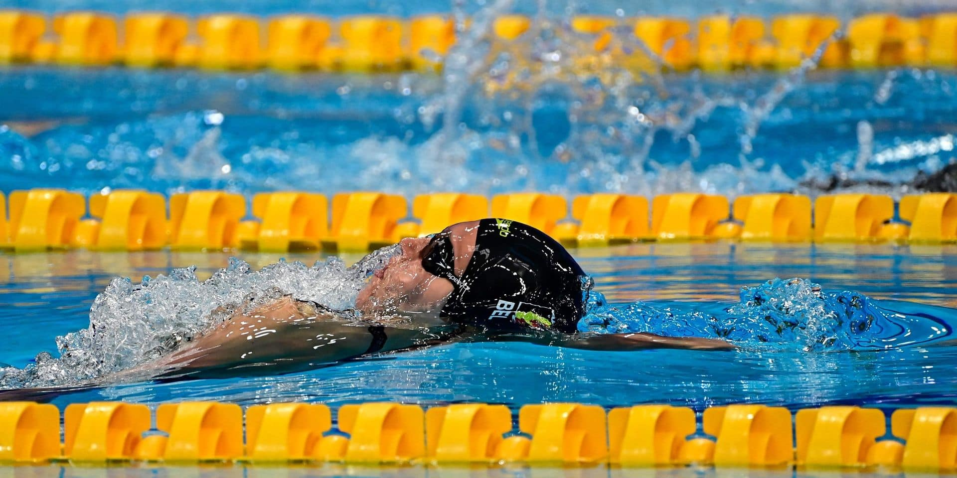 Euro de natation : Jade Smits et Marion Grégoire éliminées en séries sur 200m dos