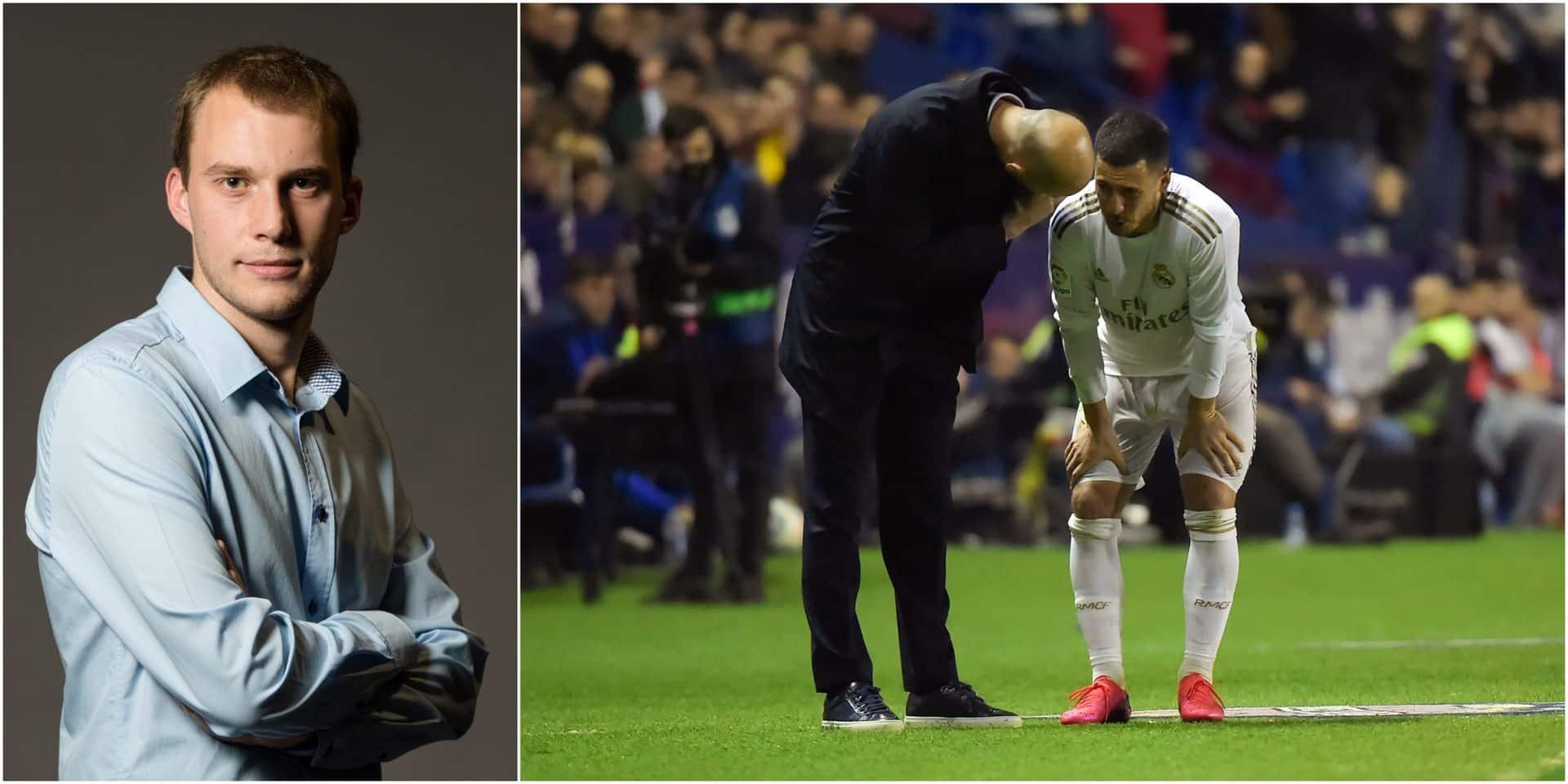 Eden Hazard: l'opération, la seule alternative