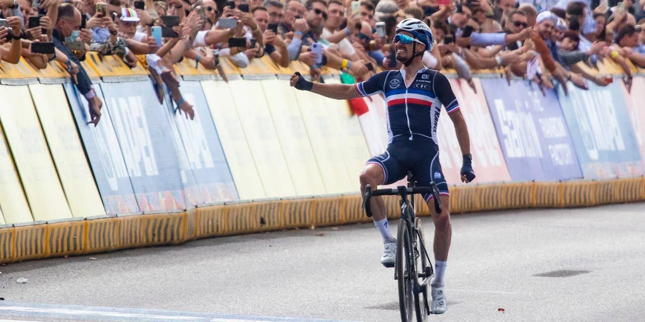 Pourquoi notre pays peut néanmoins être fier du Championnat du monde de cyclisme