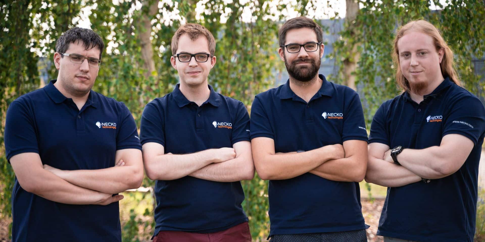 L'entreprise montoise Necko Technologies boostera l'innovation numérique à Colfontaine