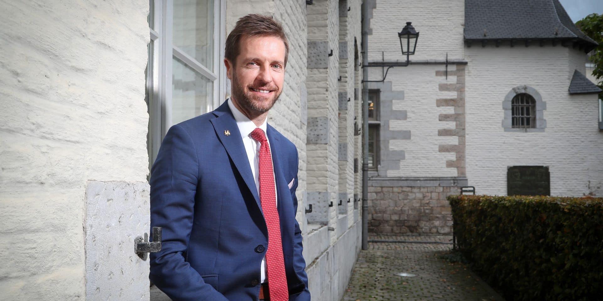Naissance de la Communauté urbaine Mons-Borinage: Nicolas Martin favorable à l'adhésion d'autres communes