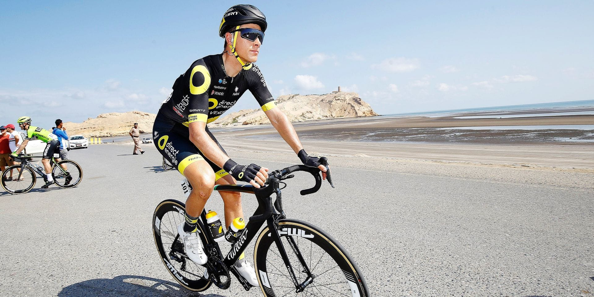 Tour of Oman 2019 - 10th Edition - 1st stage Al Sawadi Beach - Suhar Corniche 138,5 km - 16/02/2019 - Niki Terpstra (NED - Direct Energie) - photo Luca Bettini/BettiniPhoto©2019 ! only BELGIUM !
