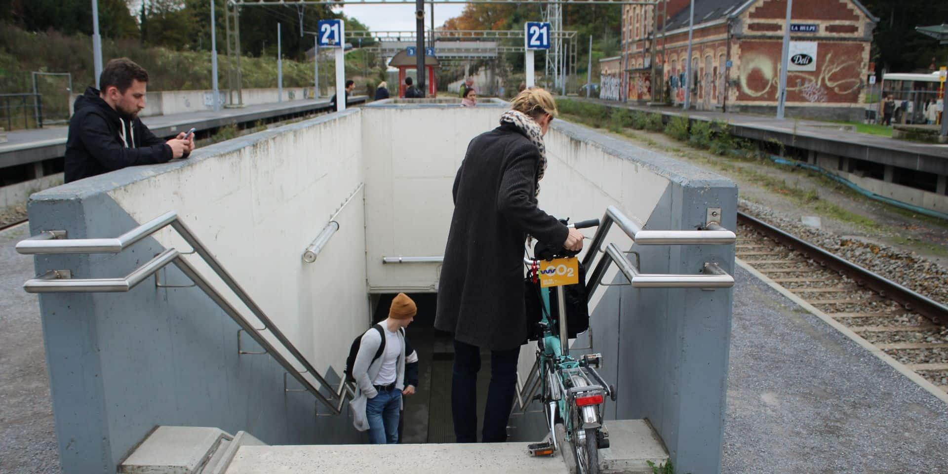 Cela fait des années que les ascenseurs PMR sont promis pour la SNCB/Infrabel. Et pour le moment, il n'y a toujours rien.