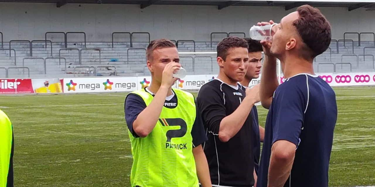 Reprise au RFC Liège: trois absents, dont Marien