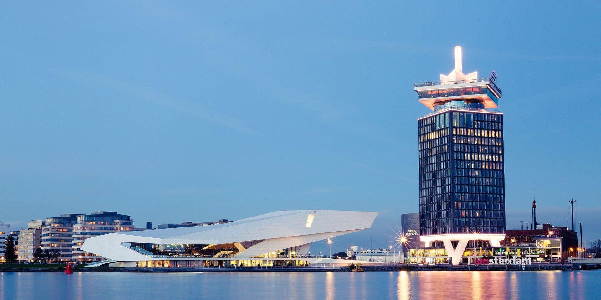 Escapade à Amsterdam la moderne : le dépaysement à deux heures de Bruxelles