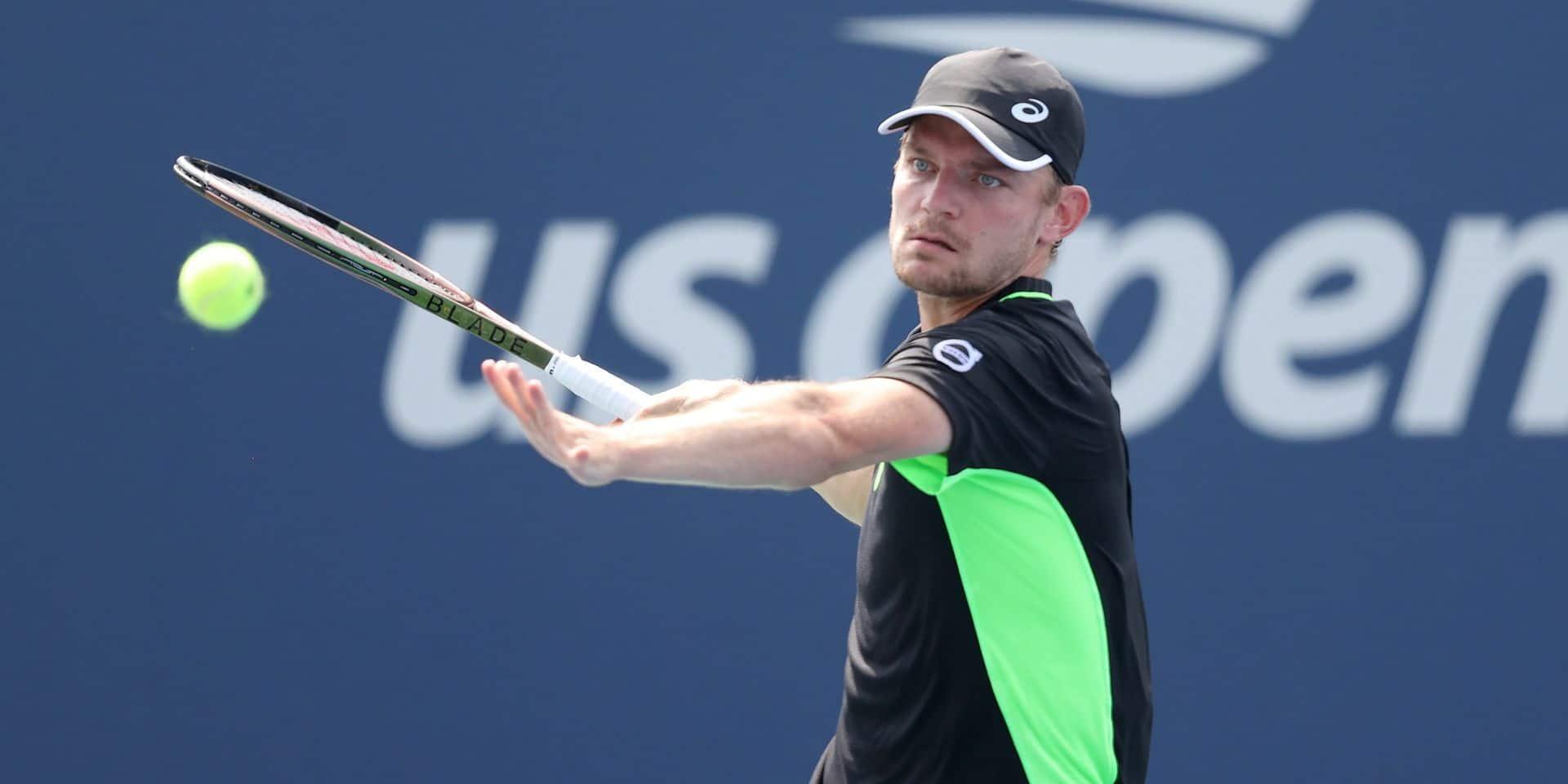 Classement ATP : Pas de changements dans le top 20, Goffin toujours 30e