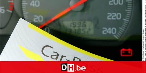 - Verkoop van tweedehandse wagens: CAR PASS - Vente de véhicules d'occason: présentation du document CAR-PASS 5/12/2006 *** Local Caption ***