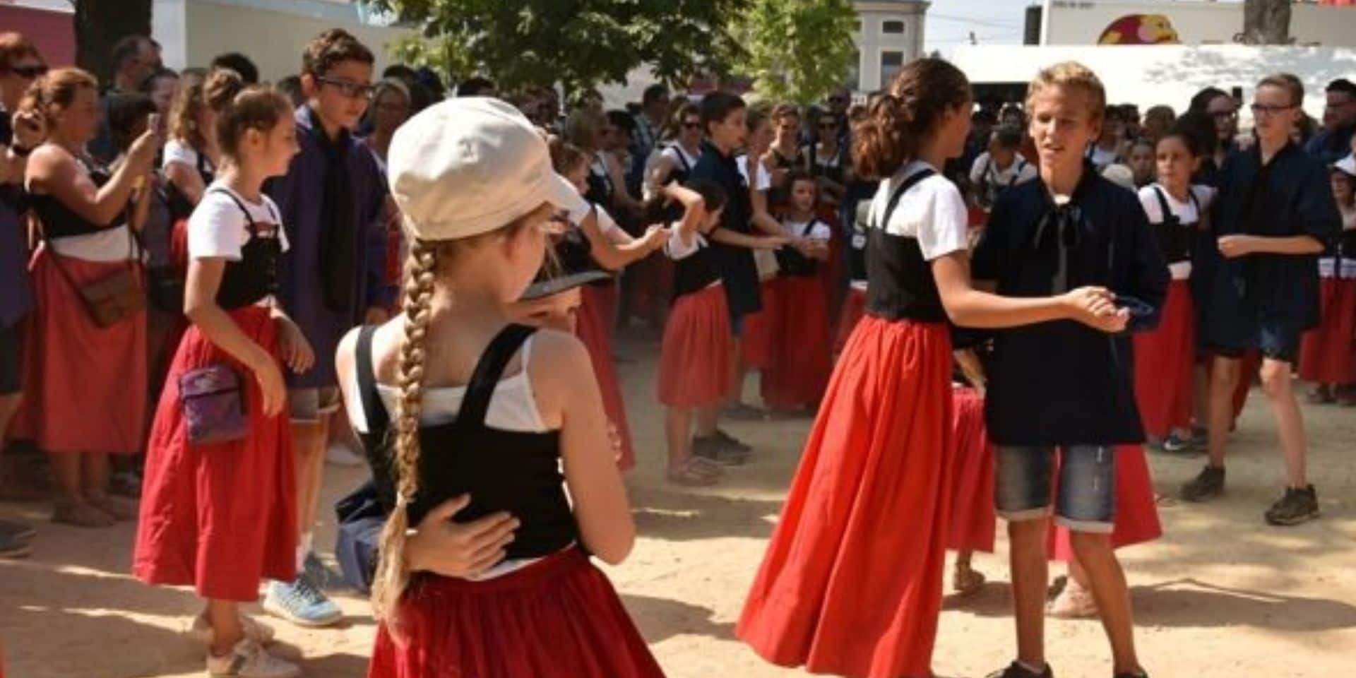 """Virton : reconnaissance officielle de la """"Fête à Saint-Mard"""""""
