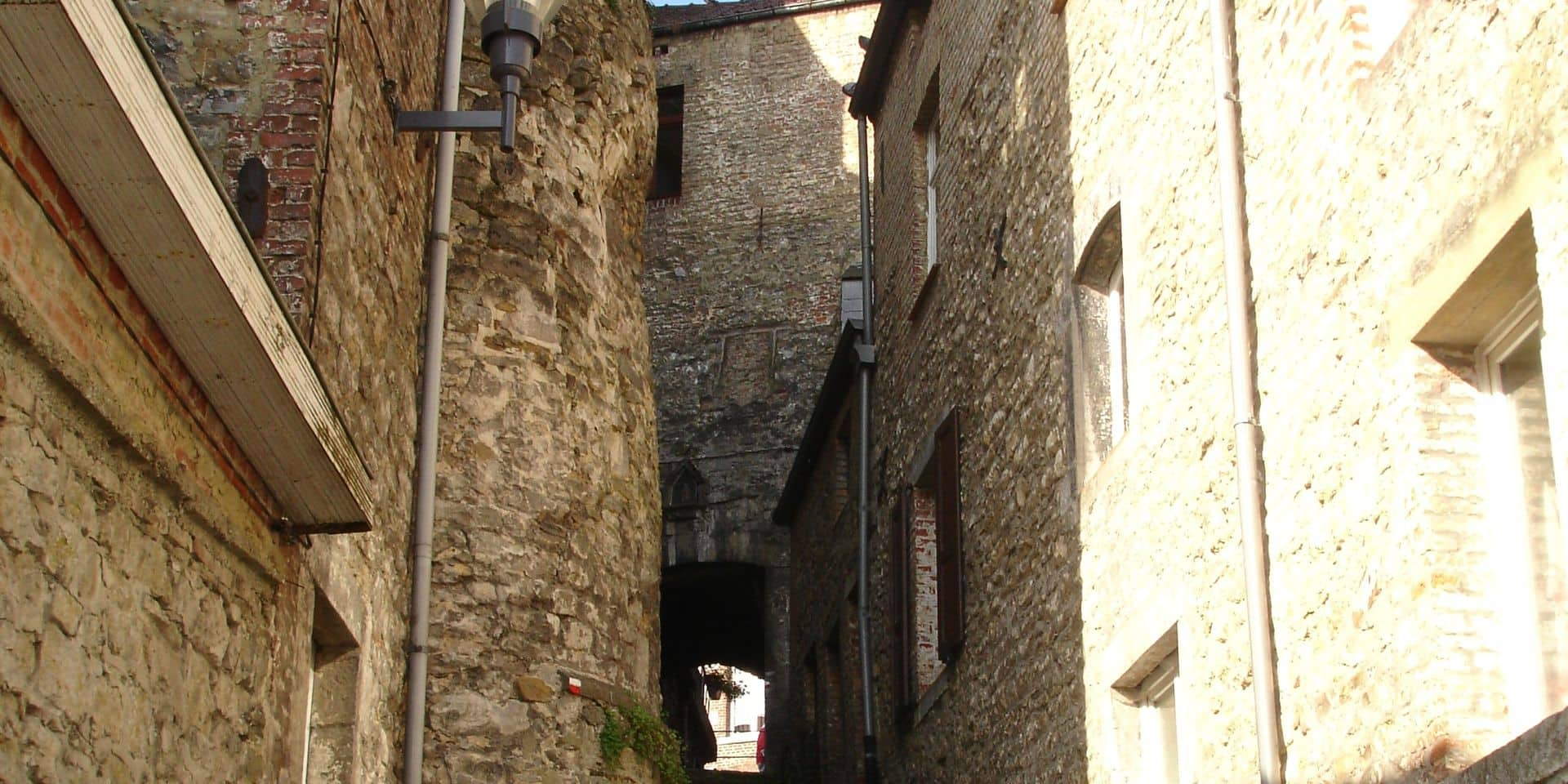 J'aime ma commune / Walcourt : la commune veut valoriser les remparts