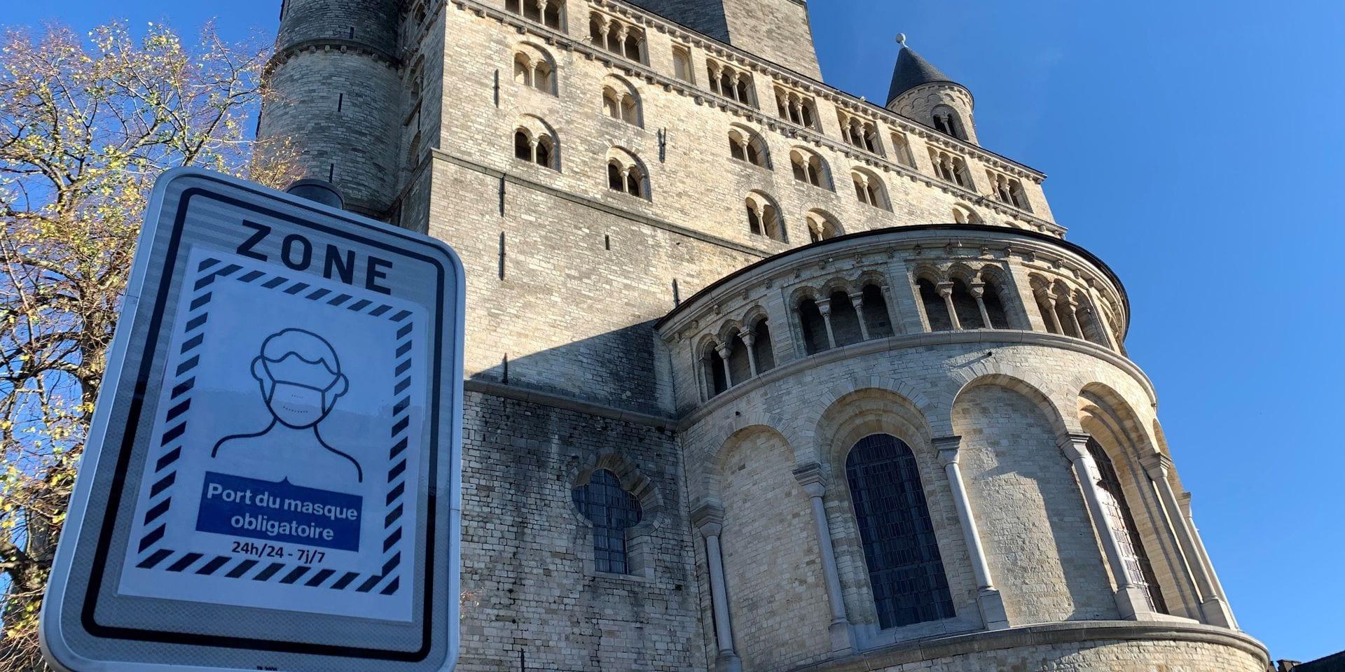 Le port du masque ne sera plus obligatoire dans le centre-ville de Nivelles dès mercredi