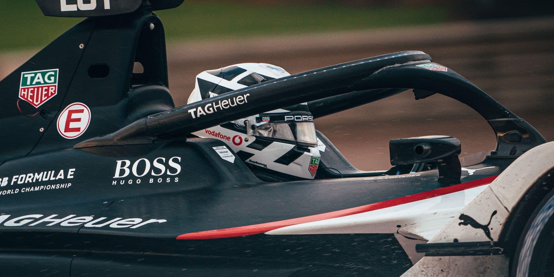 ePrix de Valence: Médaille d'argent pour Lotterer, abandon pour Vandoorne