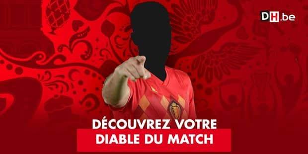 Belgique - Panama: Grosse surprise pour votre Diable du match ! - La DH