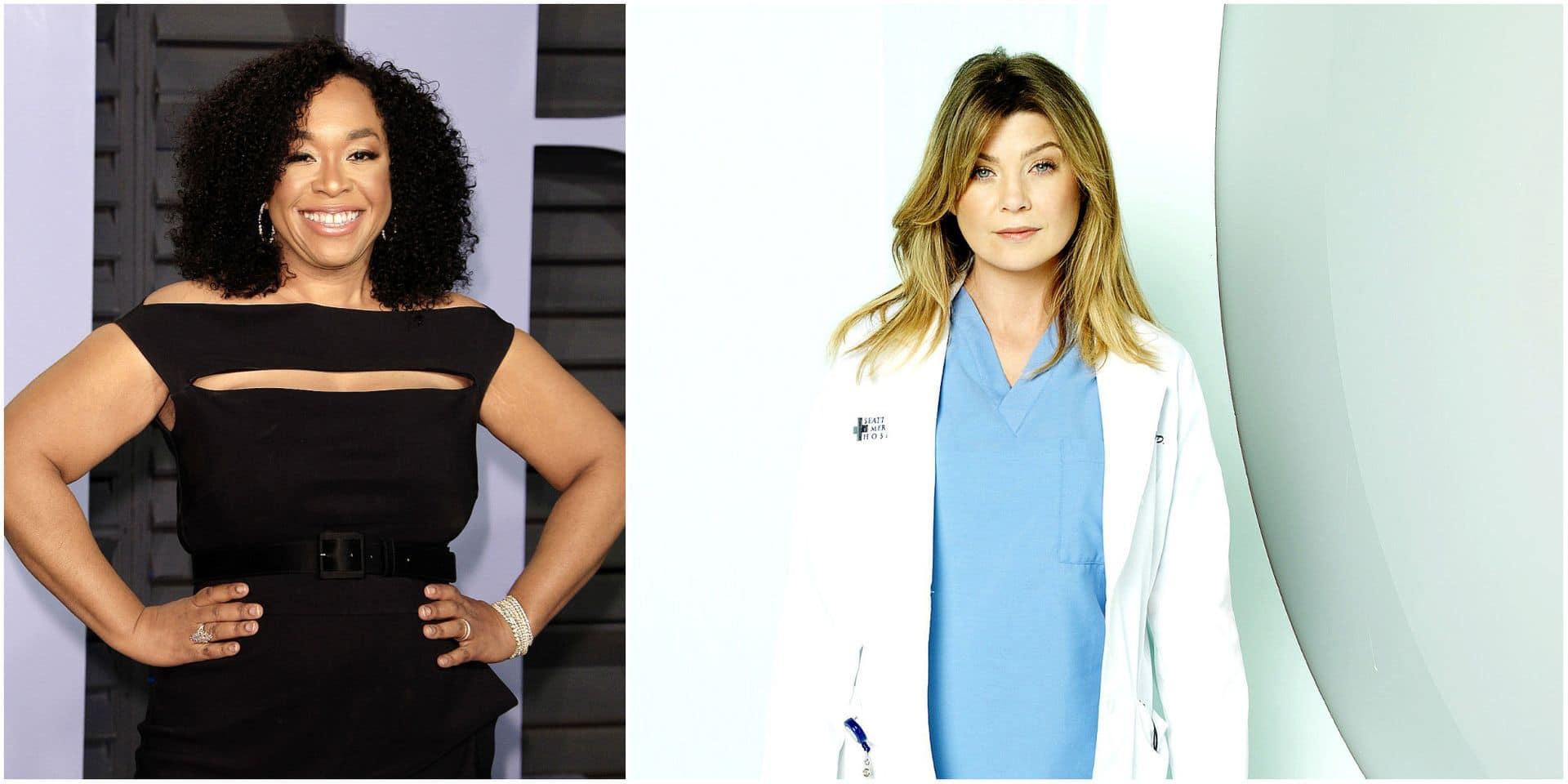 """Shonda Rhimes, la scénariste de Grey's Anatomy et de Scandal, a la cote à Hollywood: """"Je vivais à travers les livres"""""""