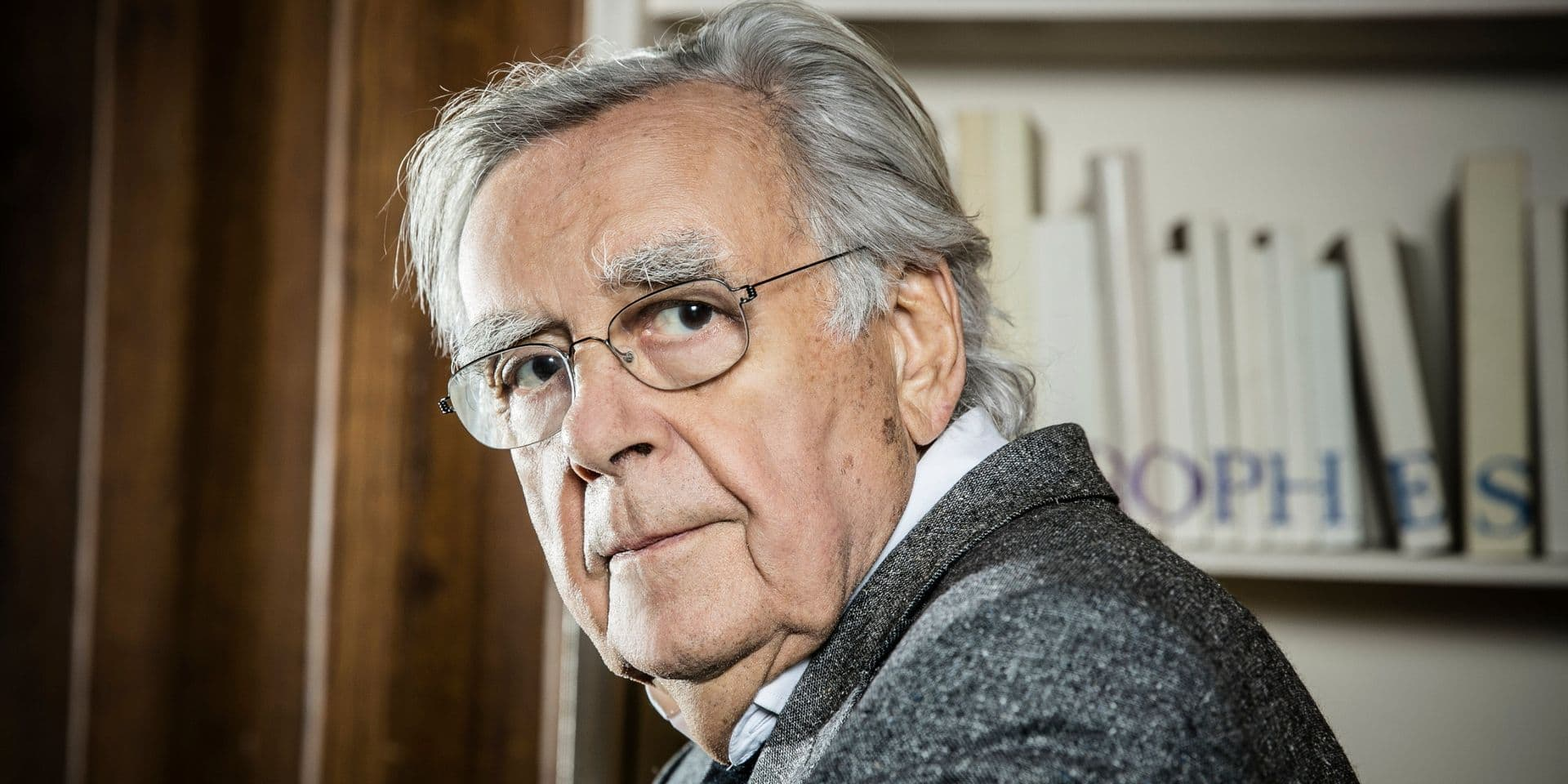 """Bernard Pivot, rêveur des confins : 'L'amour à plus de 70 ans, personne n'ose en parler, ça reste un tabou"""""""