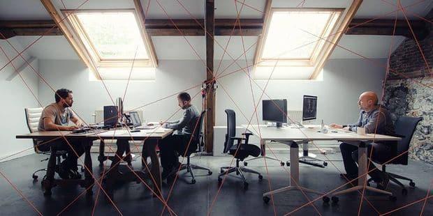 Charleroi: 1.000 m2 d'ateliers partagés pour les créateurs? - La DH