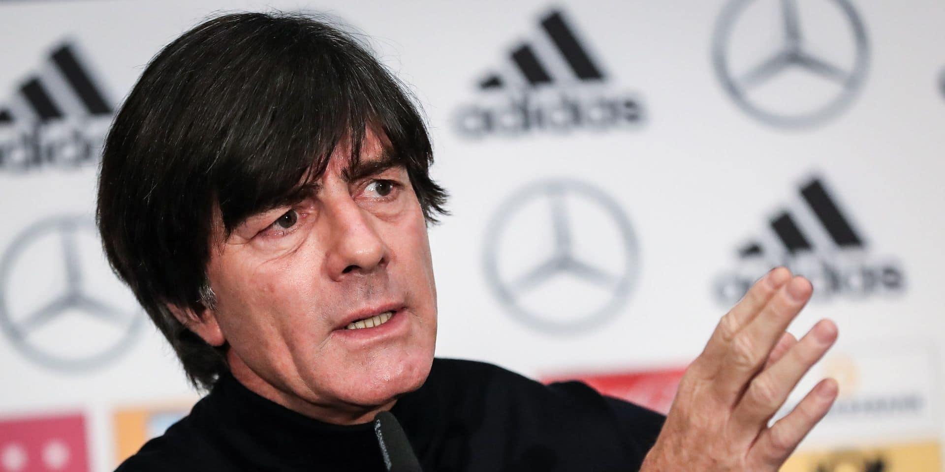 Joachim Löw sélectionne 3 nouveaux joueurs pour les prochains matchs de la Mannschaft